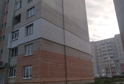 утепление фасада в ярославле
