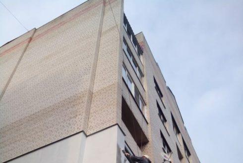 альпинист утепление фасада ярославль